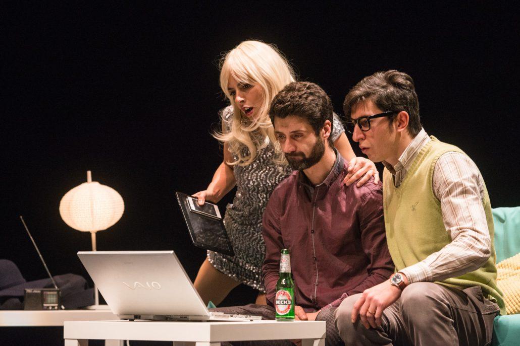 Onda Larsen Teatro Spettacoli, Teatro Astra Fondazione Tpe 2017/18