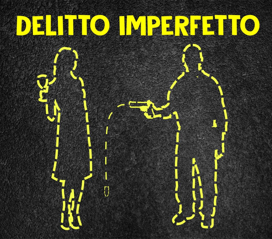 Delitto Imperfetto Onda Larsen Teatro