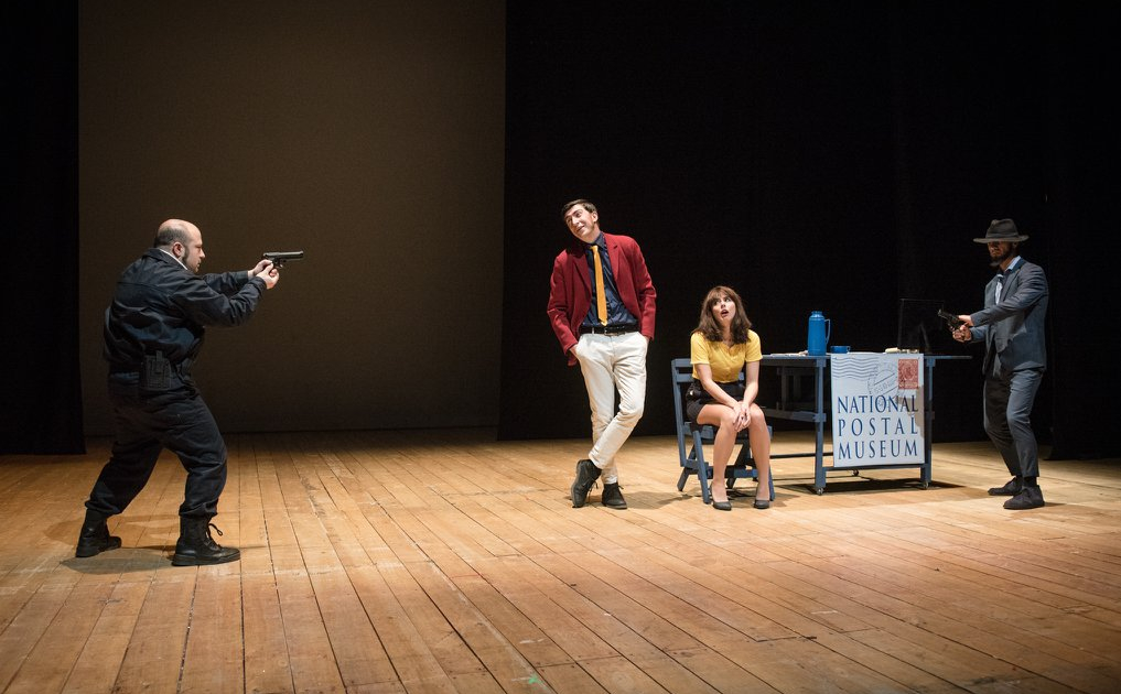 Io, me e Lupin Onda Larsen Teatro, Fondazione Tpe 2018