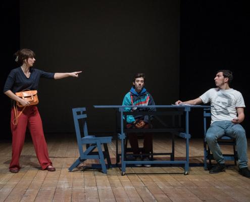 Onda Larsen Teatro, Fondazione Tpe 2018
