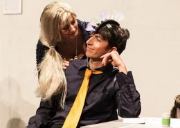 Fuga di un rospo - Teatro Erba Torino 15/12/2012