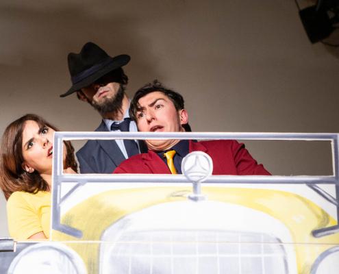 Io, me e Lupin Torino Fringe Festival 2019